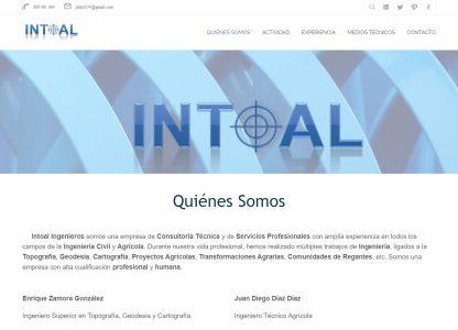 Consultoría Técnica y de Servicios Profesionales   Intoal