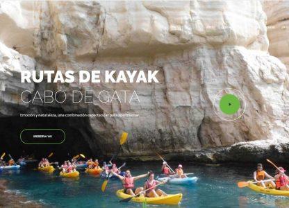 Kayak en Cabo de Gata   Xplora Almería
