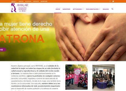 Asociación de Matronas de La Rioja – Amalar