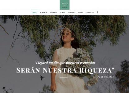 Leonor García Fotógrafa