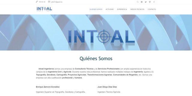 Consultoría Técnica y de Servicios Profesionales | Intoal