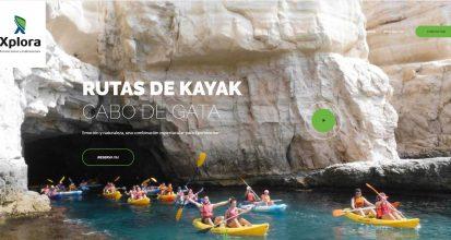 Kayak en Cabo de Gata | Xplora Almería