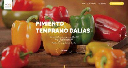 Jornadas de Pimiento Temprano de Dalías – Ayuntamiento de Dalías
